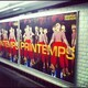 Au Printemps Metro Billboard